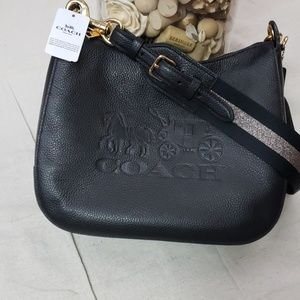 "Genuine Coach leather Hobo ""Jes#"